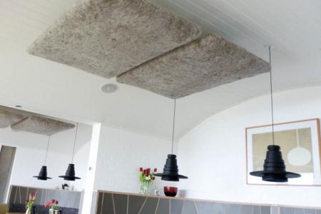 Woolly Shepherd natural acoustic absorbers