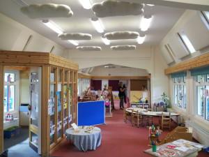 Improving school acoustics at St James nursery