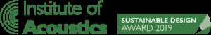 Sustainable Design, Acoustics Award
