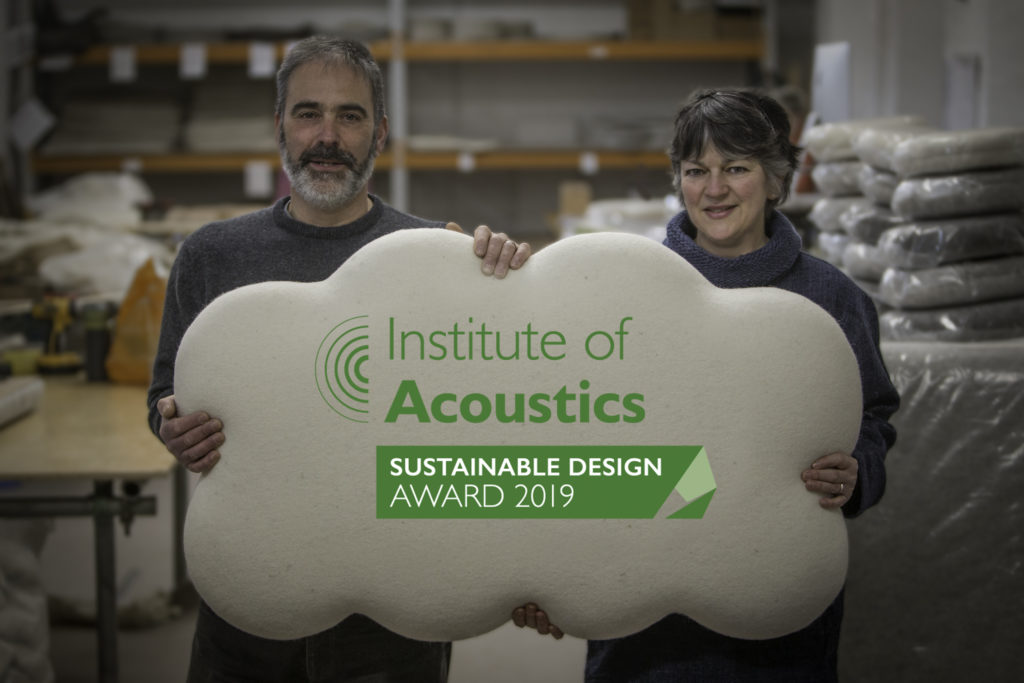 IoA Sustainable Design Award winners