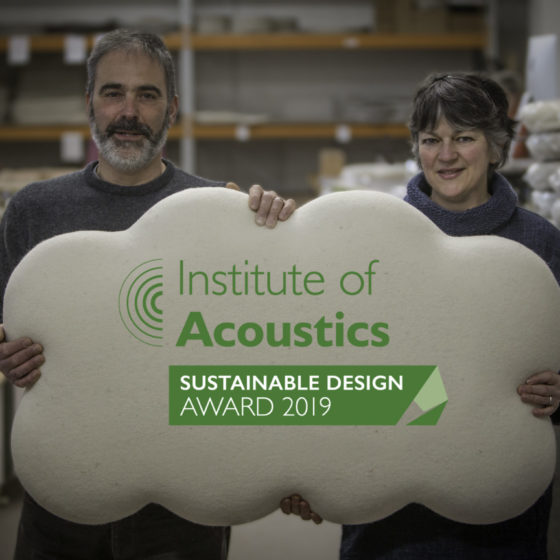 IoA Sustainable Design Award winners